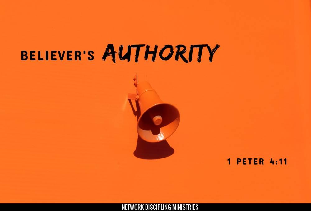 Believer's Authority Image