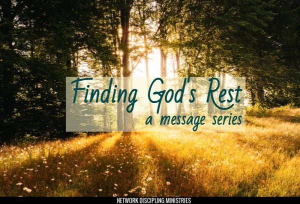Finding God's Rest