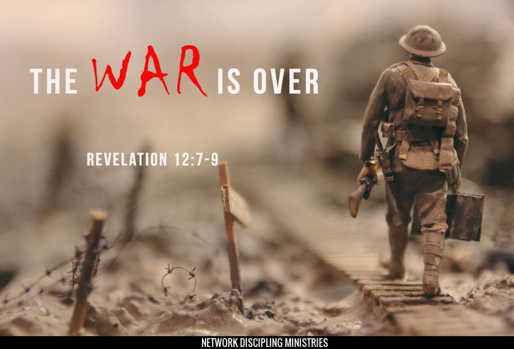 The War Is Over Image