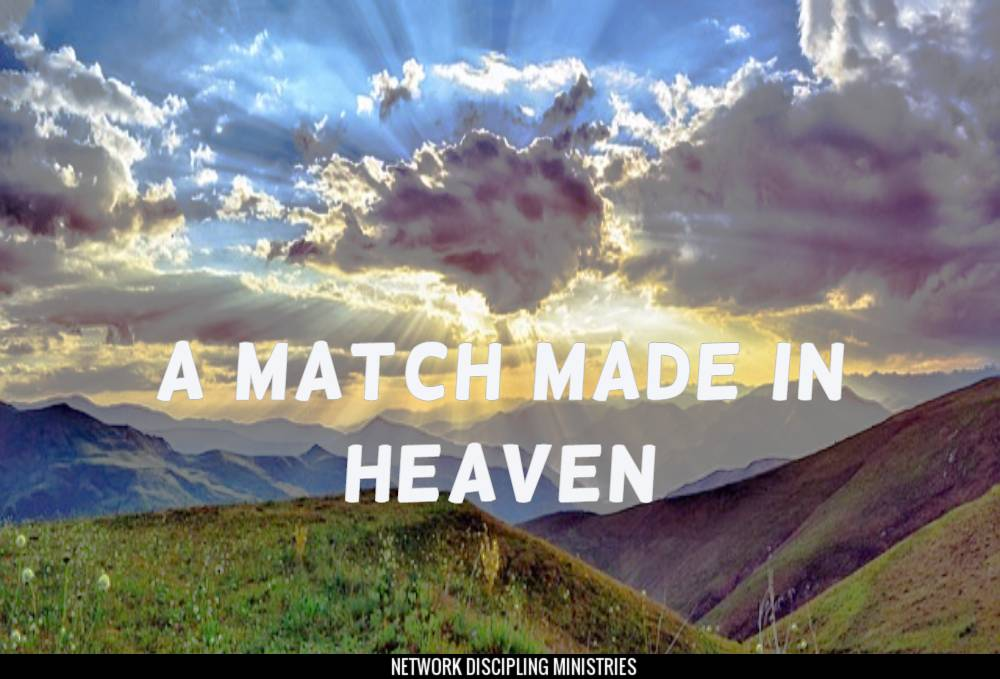 A Match Made in Heaven Image