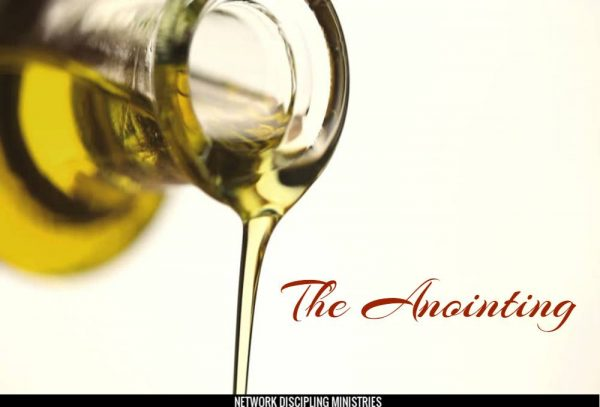 Anointing Induction - Phase I Image